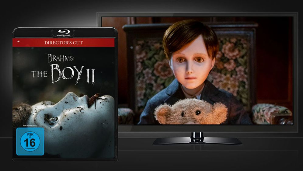 Brahms - The Boy II (Mediabook UHD+Blu-ray) - Bildquelle: Capelight