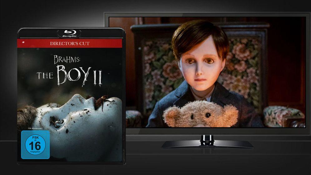 Brahms - The Boy II (Mediabook UHD+Blu-ray) - Bildquelle: Capelight