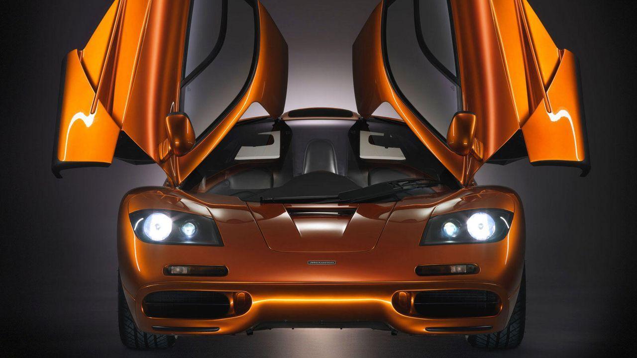 Fünf Prototypen - Bildquelle: McLaren