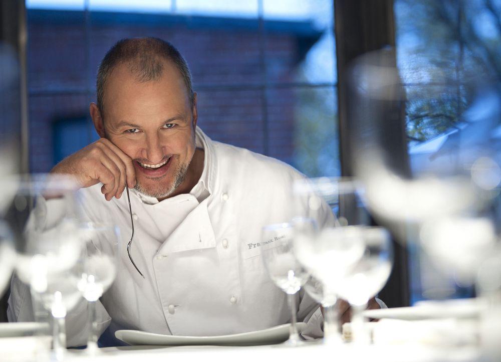 Sternekoch Frank Rosin räumt auf in Deutschlands Restaurants! - Bildquelle: Arne Weychardt kabel eins