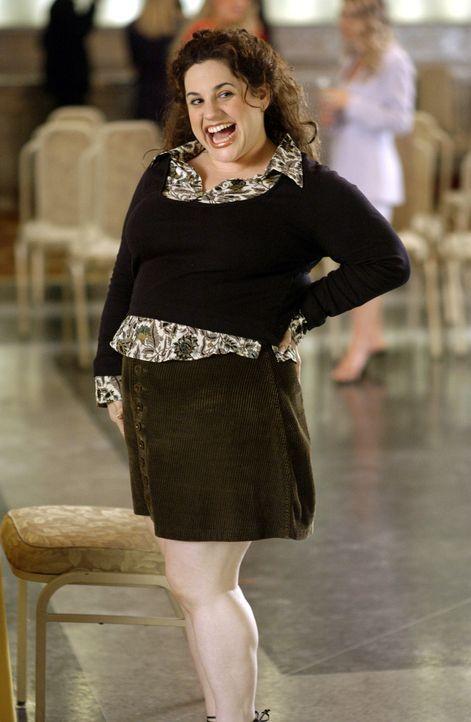 Obwohl Hobbysängerin Becca Wasserman (Marissa Jaret Winokur) etliche Pfunde zuviel mit sich herumträgt, lieben Familie und Freunde sie sehr, bewun... - Bildquelle: Walt Disney Studios