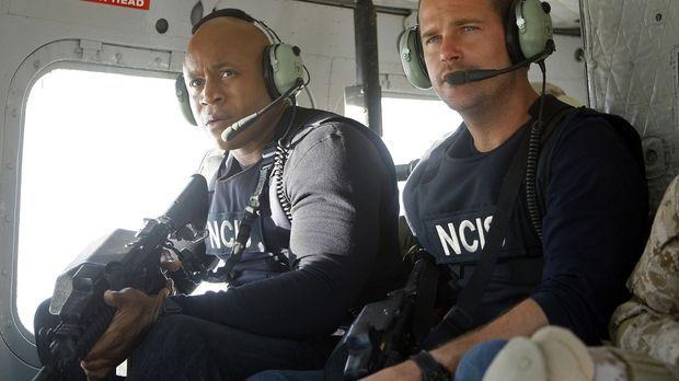 Navy Cis: L.a. - Navy Cis: L.a. - Staffel 2 Episode 3: Wüstenfeuer
