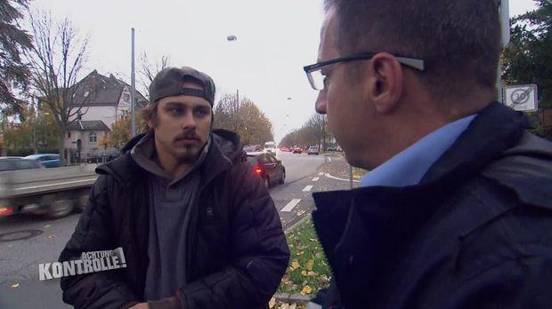 Achtung Kontrolle - Achtung Kontrolle! - Thema U.a.: Ohne Fahrschein Und Ohne Festen Wohnsitz - Fahrkartenkontrolle Wiesbaden