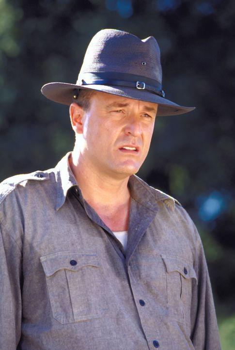 Segeant Dillard (Nick Cassavetes) bewacht die Gefangen während ihrer Arbeit auf den Baumwollfeldern, denn dort werden die meisten Fluchtversuche ges... - Bildquelle: 1999 Universal Studios. All rights reserved