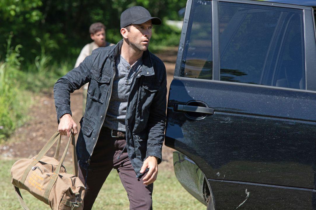 Special Agent Christopher LaSalle (Lucas Black) - Bildquelle: Sam Lothridge 2018 CBS Broadcasting Inc. All Rights Reserved. / Sam Lothridge