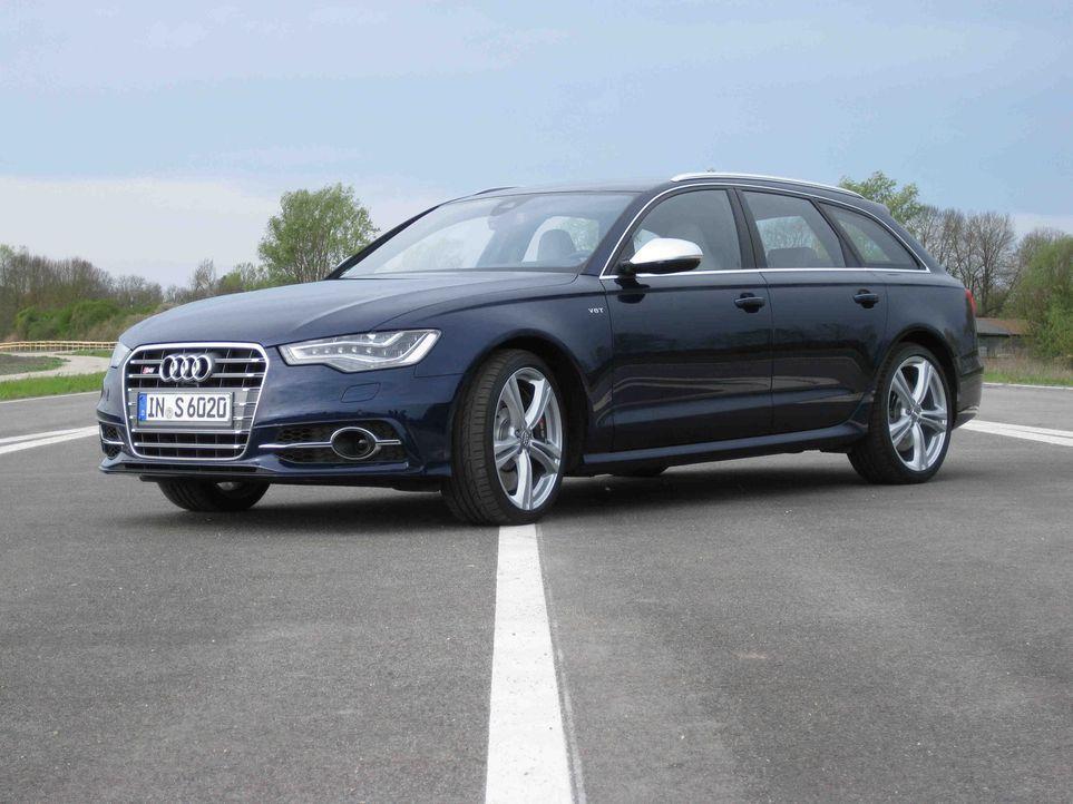 Schnelle Kombis haben bei Audi Tradition: Die Kürzel S oder RS verraten das Plus an Leistung. 2012 bringt Audi wieder einen erstarkten Kombi auf de... - Bildquelle: kabel eins