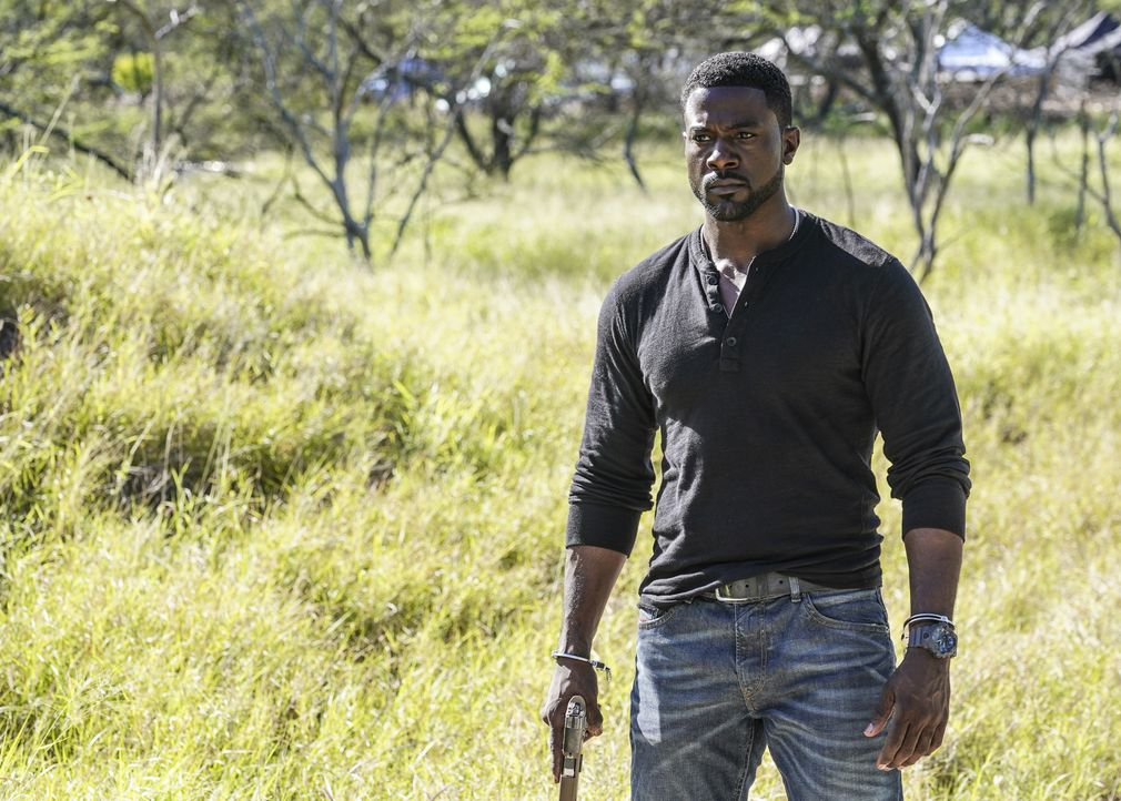 Lincoln Cole (Lance Gross) - Bildquelle: Karen Neal 2020 CBS Broadcasting, Inc. All Rights Reserved / Karen Neal