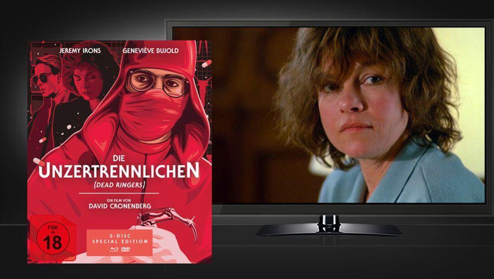 Die Unzertrennlichen (Blu-ray und DVD)