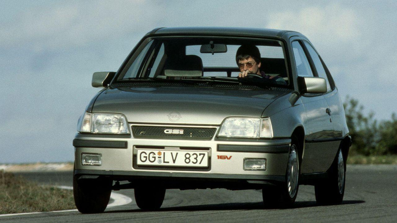 Kadett E GSI - Bildquelle: Opel