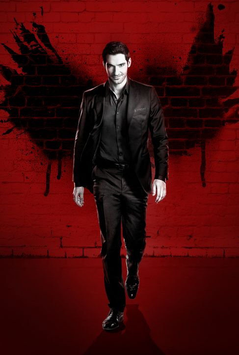 (2. Staffel) - Lucifer - Artwork - Bildquelle: 2016 Warner Brothers