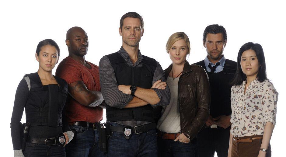 """Das Team der """"Psych Crimes Unit"""""""