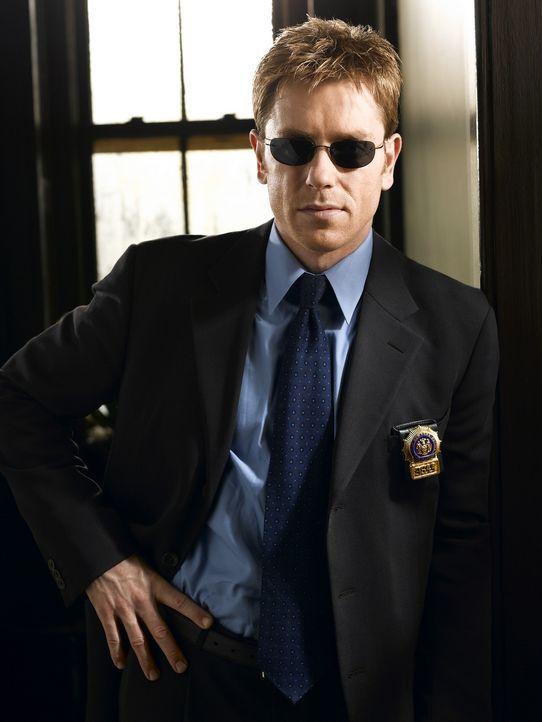 (1. Staffel) - Während einer Schießerei verliert der New Yorker Detective Jim Dunbar (Ron Eldard) sein Augenlicht, weil sein Kollege ihn im Stich... - Bildquelle: TM &   2006 CBS Studios Inc. All Rights Reserved.