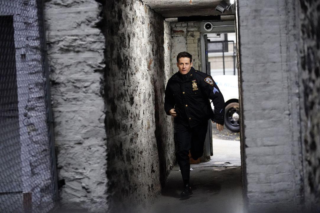 Jamie Reagan (Will Estes) - Bildquelle: John Paul Filo 2018 CBS Broadcasting, Inc. All Rights Reserved.