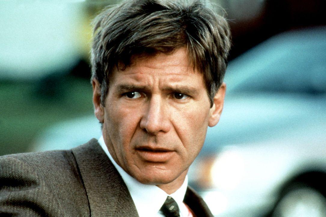 Der ehemalige CIA-Agent Jack Ryan (Harrison Ford) hält sich zufällig in London auf, als eine IRA-Splittergruppe einen Anschlag auf ein Mitglied de... - Bildquelle: Paramount Pictures