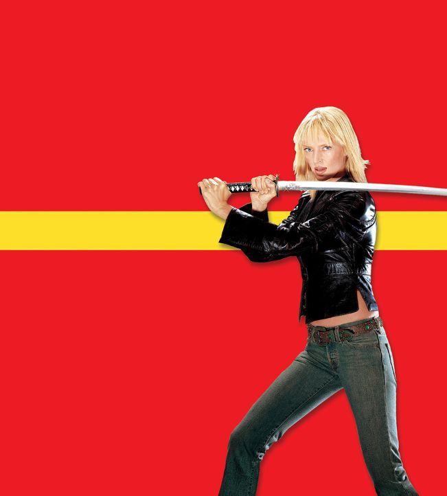 Beatrix Kiddo (Uma Thurman) will nur noch eines: Kill Bill! - Bildquelle: Miramax Films. All rights reserved