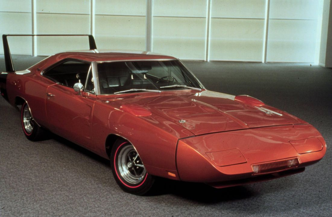 1969 Dodge Charger Daytona. (C-989) - Bildquelle: Dodge