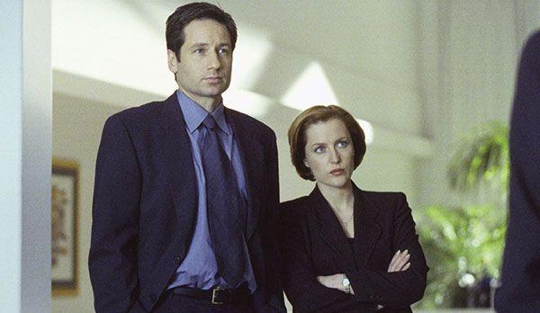 """Platz 4: Akte X - Bildquelle: """"Akte X - Die unheimlichen Fälle des FBI"""": auf DVD erhältlich (20th Century Fox)"""