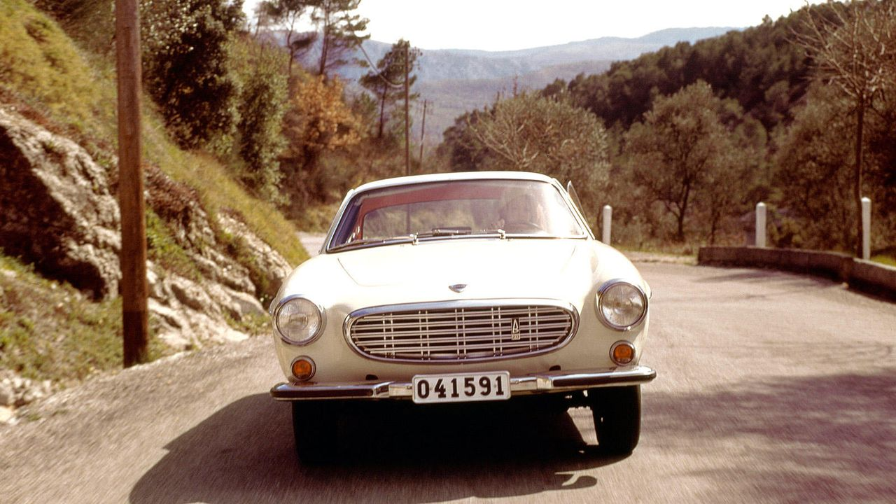 Volvo P1800 - Bildquelle: Volvo Car Corporation