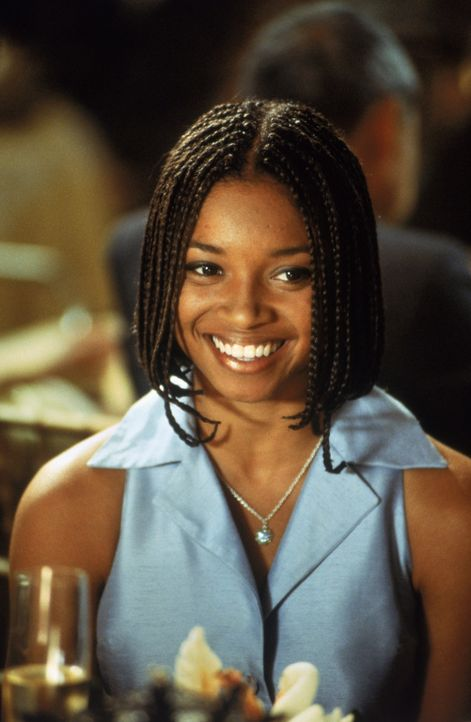 Die bezaubernde Nikki (Tamala Jones) verdreht dem College-Schüler Bunz ganz schön den Kopf ... - Bildquelle: 1997 Columbia Pictures Industries, Inc. All Rights Reserved.