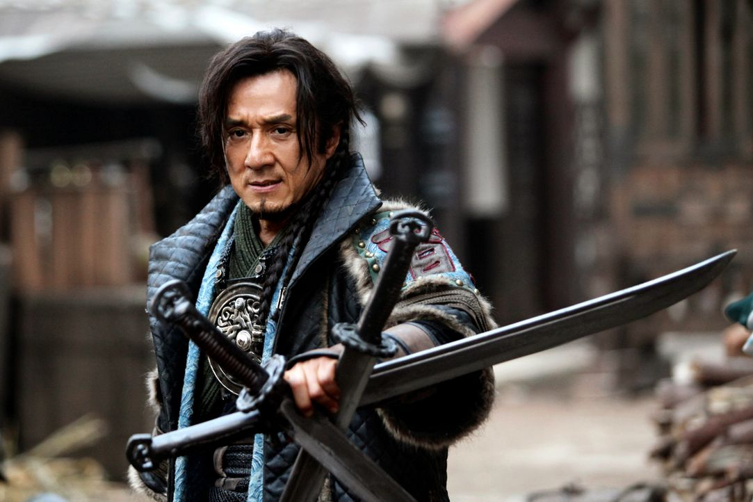Huo An (Jackie Chan) - Bildquelle: 2015 SPARKLE ROLL MEDIA CORPORATION  HUAYI BROTHERS MEDIA CORPORATION  SHANGHAI FILM GROUP CO., LTD.   SHENZHEN TENCENT VIDEO CULTURE COMMUNICATION