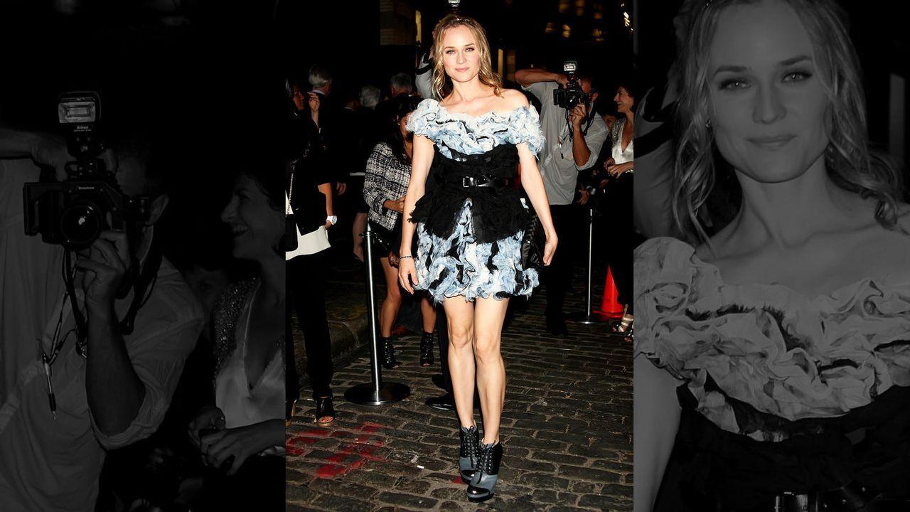 Diane Krugers Fashion-Fauxpas  - Bildquelle: WENN
