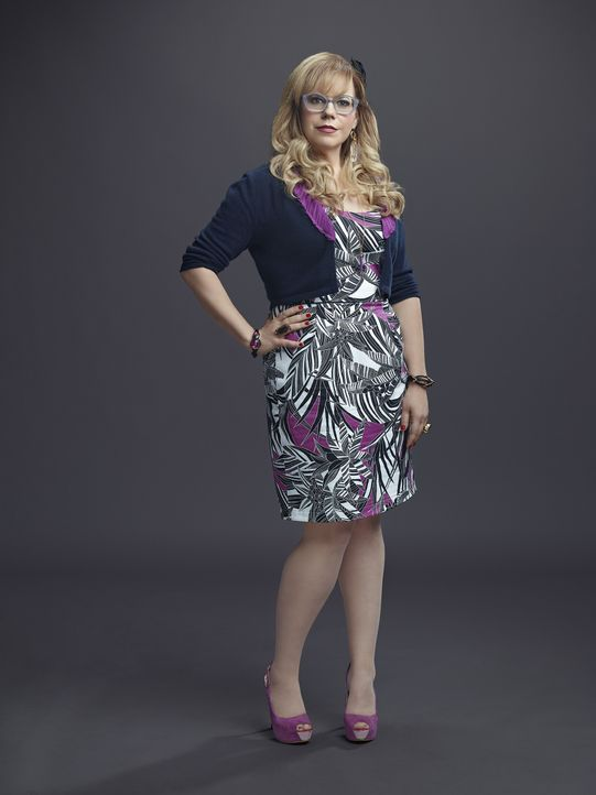 (10. Staffel) - Technische Expertin des B.A.U.: Penelope Garcia (Kirsten Vangsness ) ... - Bildquelle: Cliff Lipson ABC Studios / Cliff Lipson