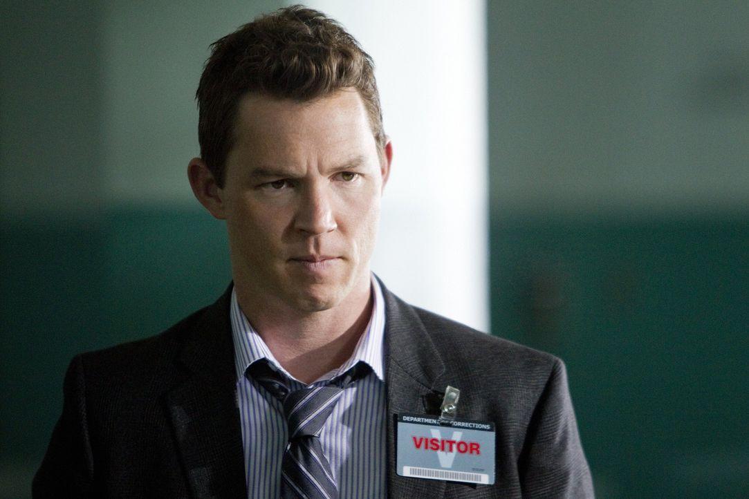 Sein Privatleben verläuft alles andere als rosig und Detective Sammy Bryant (Shawn Hatosy) ist mit dem Kopf woanders ...