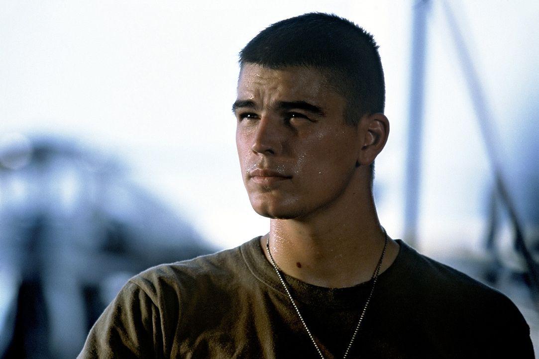 Matt Eversman (Josh Hartnett) ahnt nicht, dass heute noch eine gnadenlose Schlacht auf ihn wartet ... - Bildquelle: Columbia Pictures