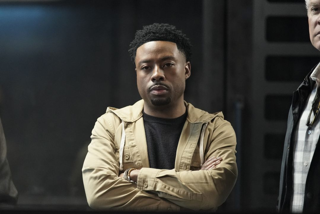 Wilt Bozer (Justin Hires) - Bildquelle: Jace Downs 2019 CBS Broadcasting, Inc. All Rights Reserved / Jace Downs