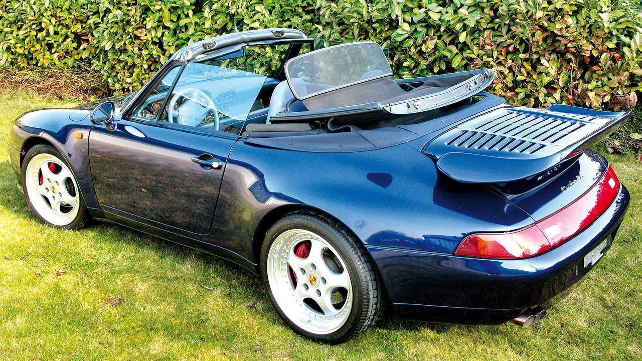 Porsche 911 Cabrio - Bildquelle: Porsche