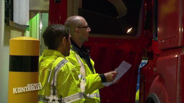 Achtung Kontrolle - Achtung Kontrolle! - Thema U.a.: Genervte Truckerin - Autobahnpolizei Winsen/luhe