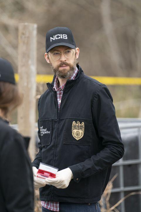 Sebastian Lund (Rob Kerkovich) - Bildquelle: Sam Lothridge 2021 CBS Broadcasting Inc. All Rights Reserved. / Sam Lothridge