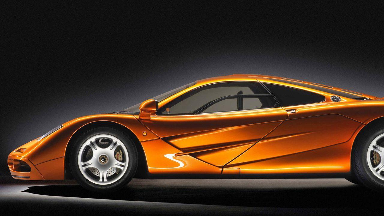 Straßentauglich - Bildquelle: McLaren