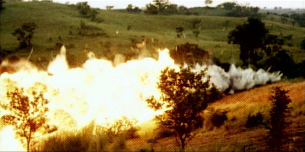 Aus einem kleinen, vorsätzlich gelegtem Brand entwickelt ein tödliches Feuerinferno ... - Bildquelle: New Concorde