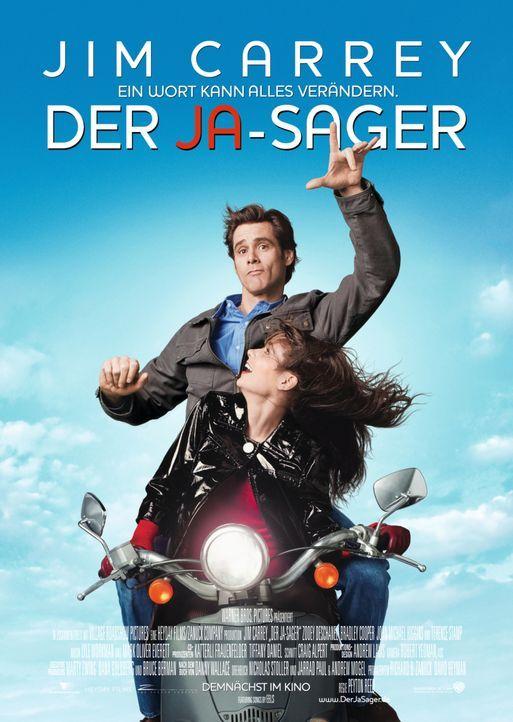 Der Ja-Sager - Plakatmotiv - Bildquelle: Warner Bros.