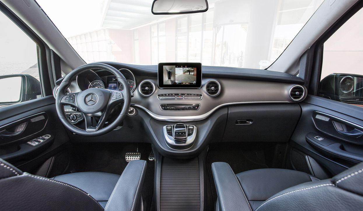 Mercedes V-Klasse (10)