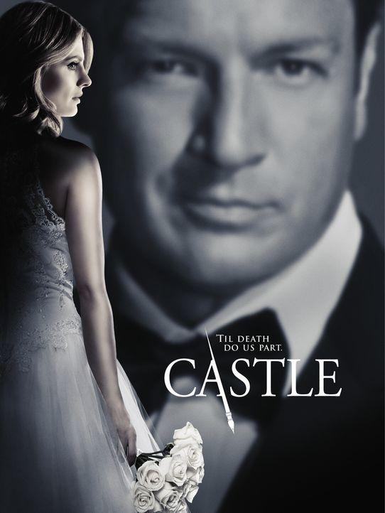(7. Staffel) - CASTLE - Artwork - Bildquelle: ABC Studios