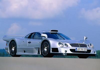 Platz 15: Mercedes CLK-GTR AMG - Bildquelle: Mercedes