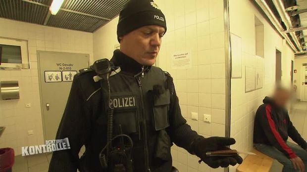 Achtung Kontrolle - Achtung Kontrolle! - Thema U.a: Gefährliche Schwarzfahrer - Bundespolizei Dresden