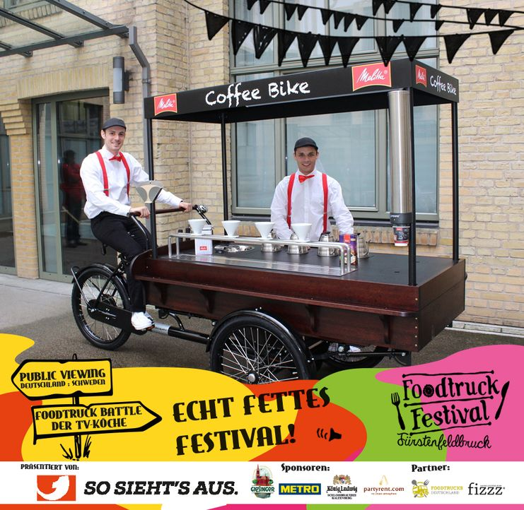 Melitta Coffee Bike