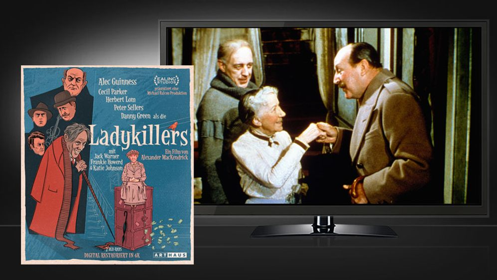 Ladykillers (1955) (Blu-ray Disc) - Bildquelle: Studiocanal