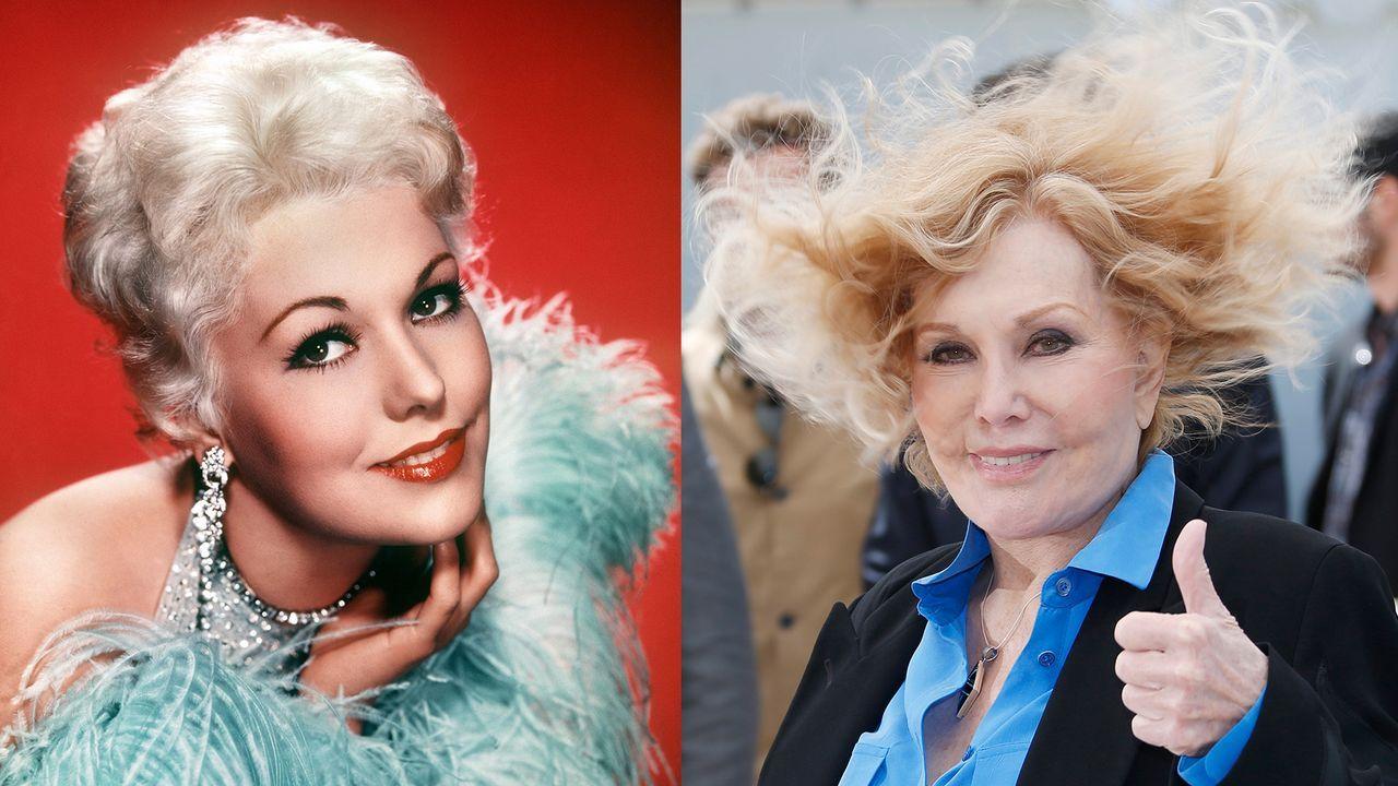 Frauen jährige berühmte 50 50 Jahre