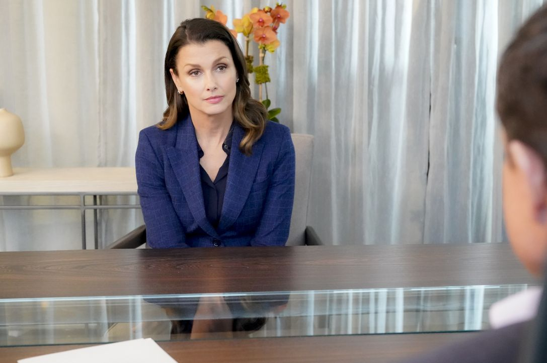 Erin Reagan (Bridget Moynahan) - Bildquelle: John Paul Filo 2019 CBS Broadcasting Inc. All Rights Reserved. / John Paul Filo
