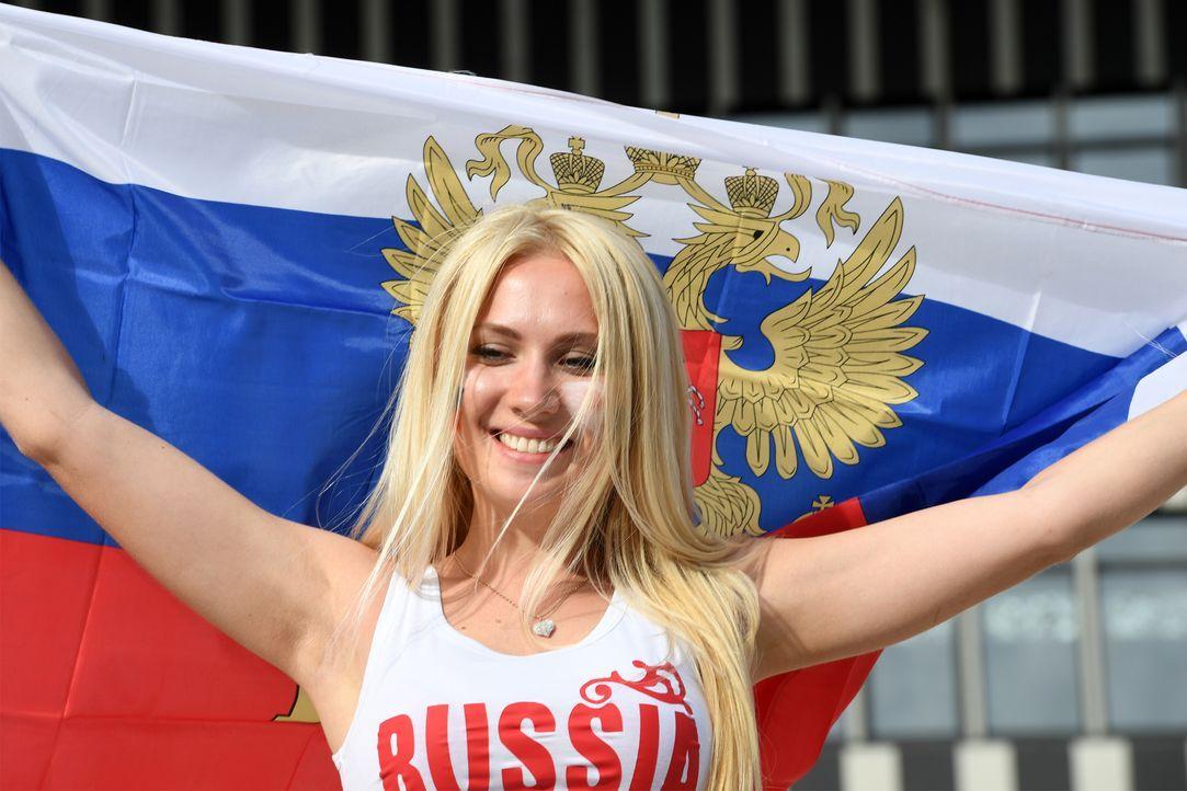 Russian_beauty_BORIS_HORVAT_AFP - Bildquelle: AFP / Boris Horvat