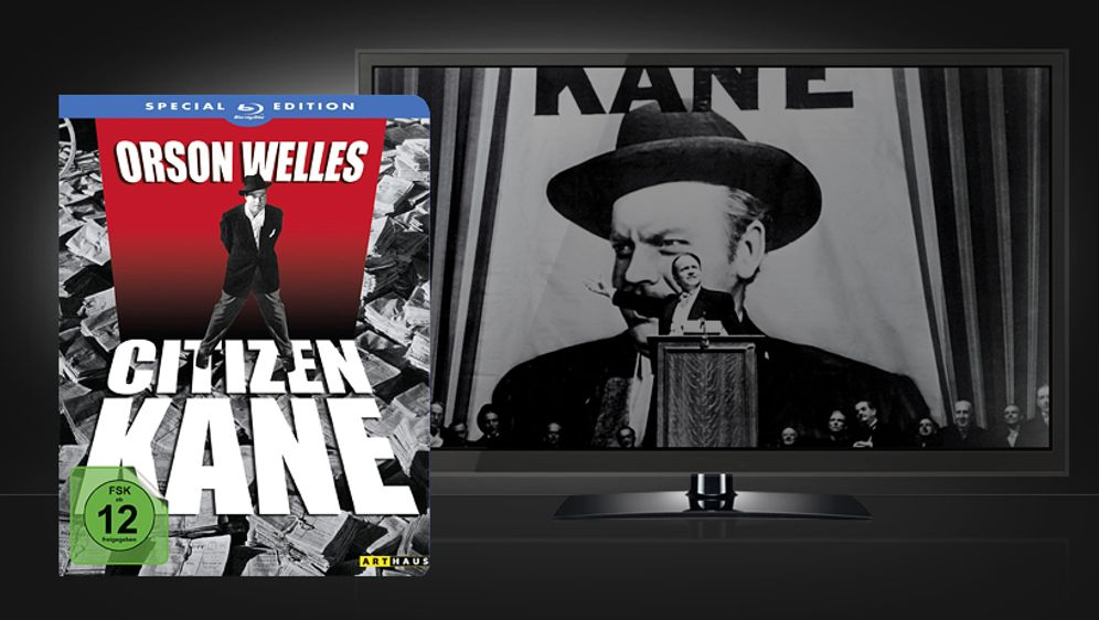 Citizen Kane (Blu-ray Disc)