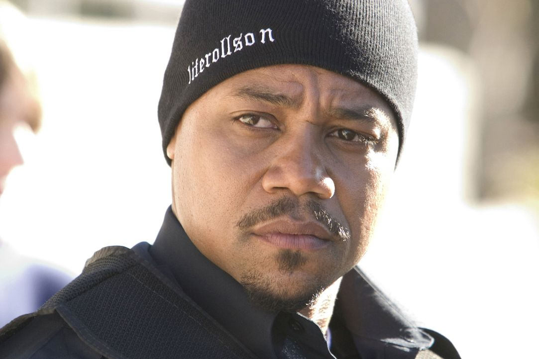 Die Cops von Los Angeles sind krimineller als die Polizei erlaubt, insbesondere Salim Adel (Cuba Gooding Jr.)! - Bildquelle: Sony Pictures Television International. All Rights Reserved.