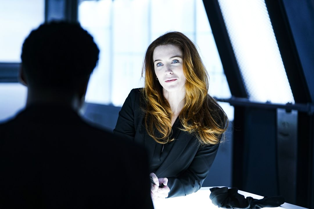 Charlotte Cole (Bridget Regan) - Bildquelle: Richard DuCree 2018 CBS Broadcasting, Inc. All Rights Reserved / Richard DuCree