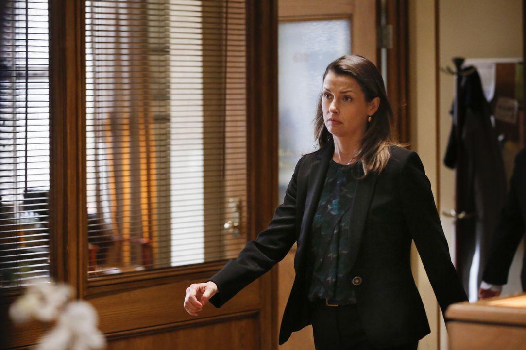 Erin (Bridget Moynahan) will einen alten Mordfall nochmal neu aufrollen, um den wahren Mörder endlich seiner gerechten Strafe zuzuführen. Leider hat... - Bildquelle: Craig Blankenhorn 2015 CBS Broadcasting Inc. All Rights Reserved.