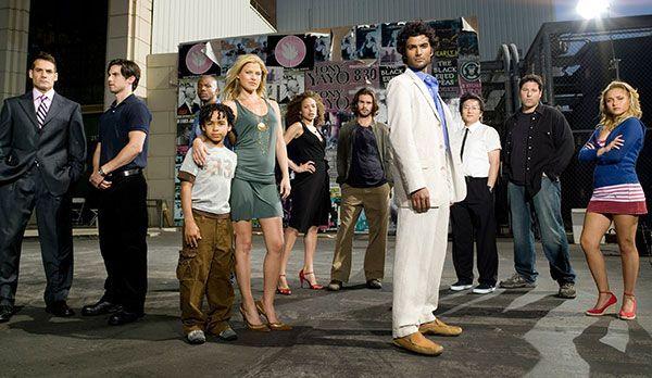 """Platz 2: Heroes - Bildquelle: """"Heroes - Season 1-4"""" auf DVD erhältlich (Universal Pictures)"""