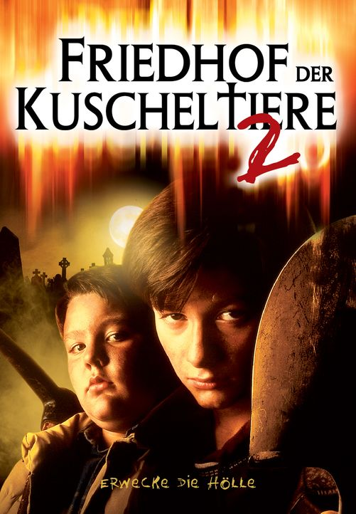 Friedhof der Kuscheltiere 2 - Artwork - Bildquelle: 2020 Paramount Pictures. All Rights Reserved.
